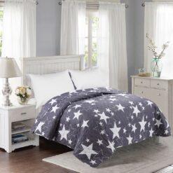 patchwork ágytakaró