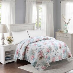 pamut steppelt ágytakaró